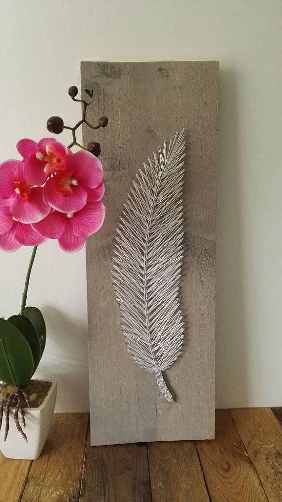 String Art Spring 2 by ETSARTZ on Etsy | String Art ...