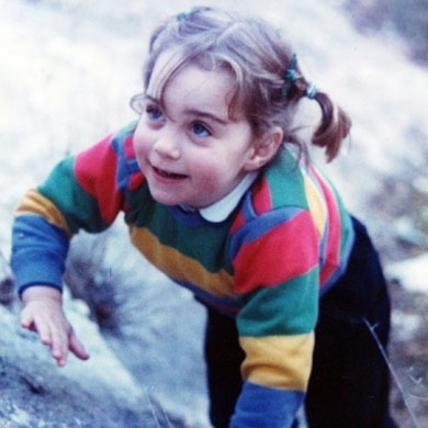 Before They Were Famous- Kate Middleton