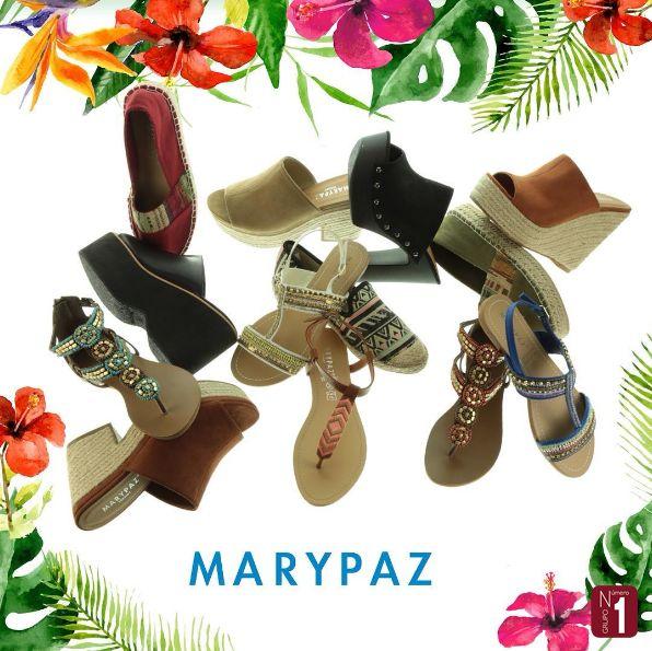 El espíritu bohemio es otra de las tendencias de esta primavera - verano 2016 y en Marypaz encontrarás la más amplia variedad de calzado para completar tu look