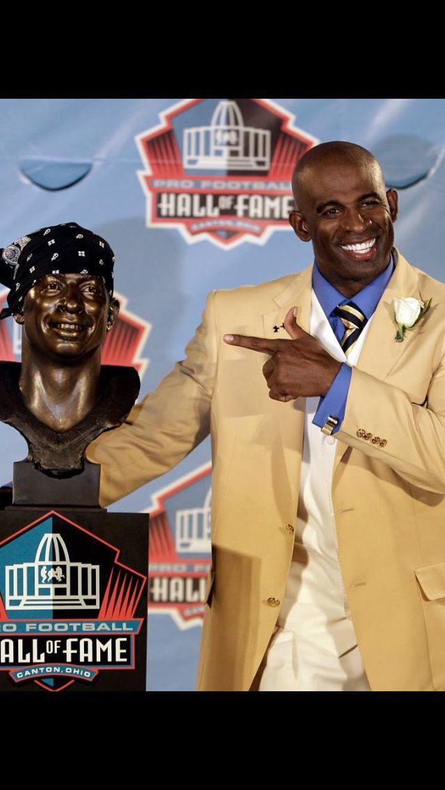 Dion Sanders - Hall of Fame - Dallas Cowboys