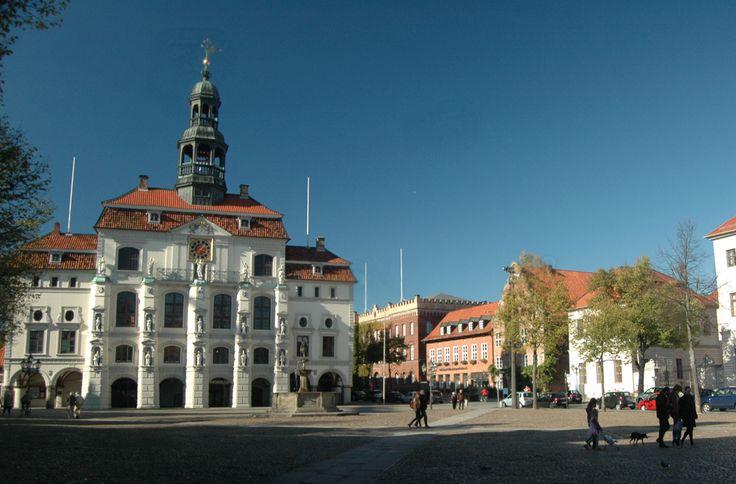 Lüneburg City - Rathaus