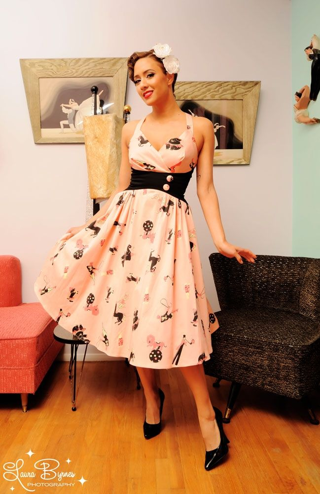 52 best Pin up girl dresses images on Pinterest | Pin up girls ...