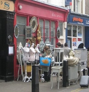Second hand shops N1