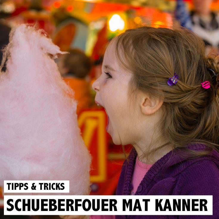 Tipps an Tricks fir mat den Kanner op d'Schueberfouer. Méi Infoen op www.rosportlife.com