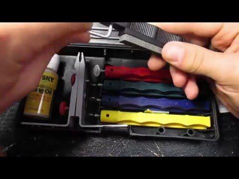 Best Hunting Knife Sharpener | Top Five Reviewed