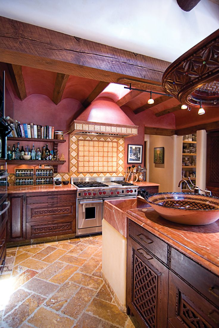 66 best Statements In Kitchens images on Pinterest | Mexico ...