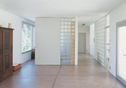 Peter Märkli - Haus Eser, Hünenberg  1999