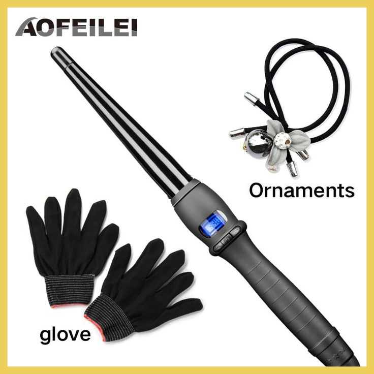 Ceramic Styling Tools professional Hair Curling Iron Hair