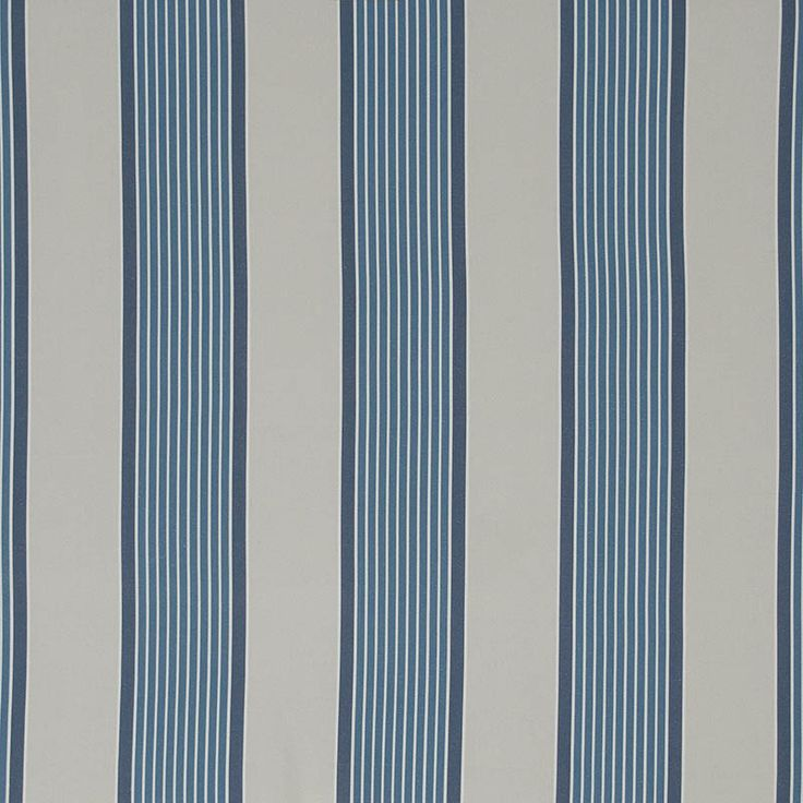 Warwick Fabrics : NORWAY, Colour DENIM