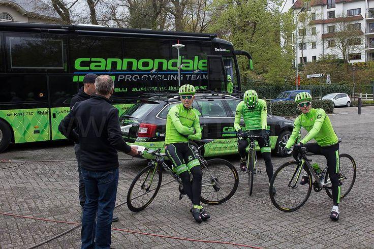 Ik wens het sympathieke team van Cannondale vandaag veel succes in de klassieker Luik-Bastenaken-Luik. En nogmaals dank voor de medewerking gisteren aan mijn fotosessie in opdracht van Dometic (koelboxen).