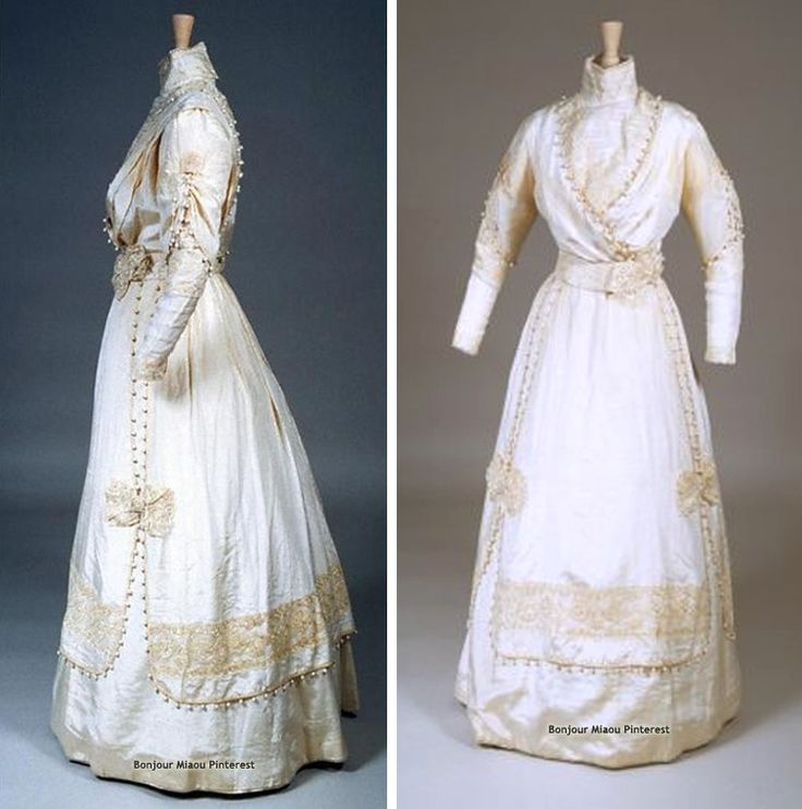 1311 Best Images About Wedding Gowns: 1900s On Pinterest