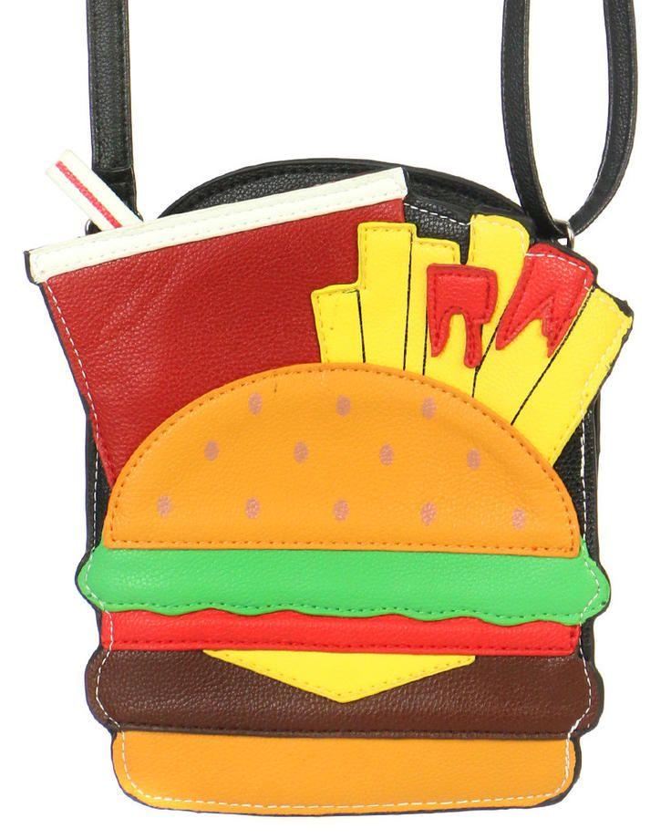 JUNK FOOD CROSSBODY BAG