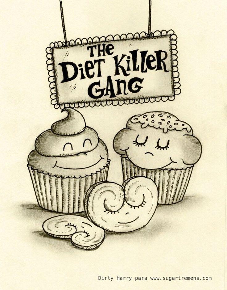 The diet killer gang, la sección de Dirty Harry