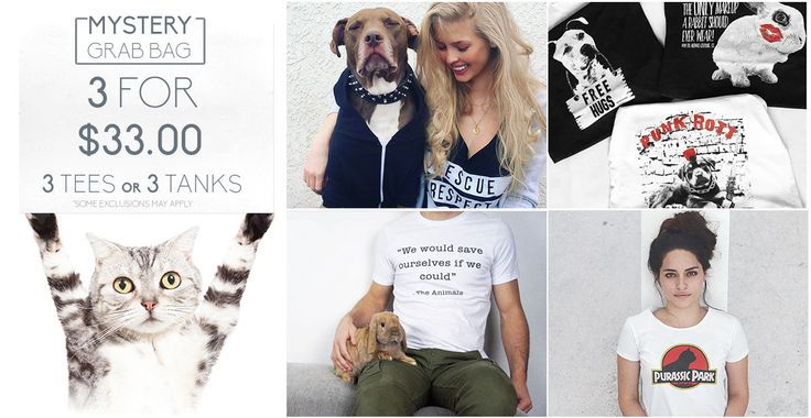 Arm The Animals - Charitable Clothing Company
