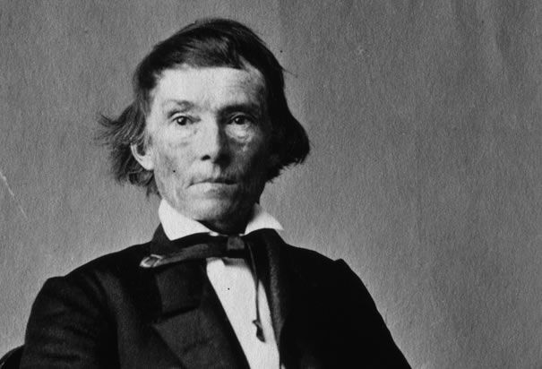 """Alexander Stephens: Alexander Stephens (1812-1883, photo c. 1866) was the Vice President of the Confederate States of America. (Photo Credit: Medford Historical Society Collection/CORBIS)"": Civil Wars, American Civil War, Vice Presidents, Alexander Stephen, U.S. Presidents, War Leader, Civil War North, The Civil War, Confederate States"