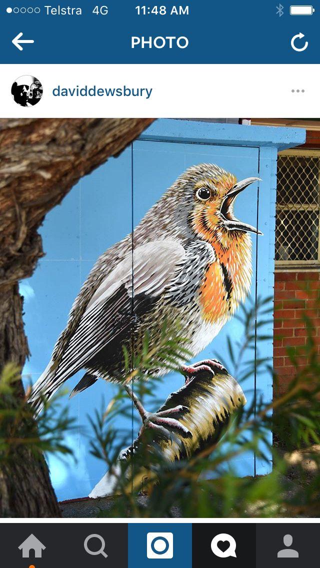 Scream it out loud #art #artist #artwork #paint #painting #mural #streetart #perth