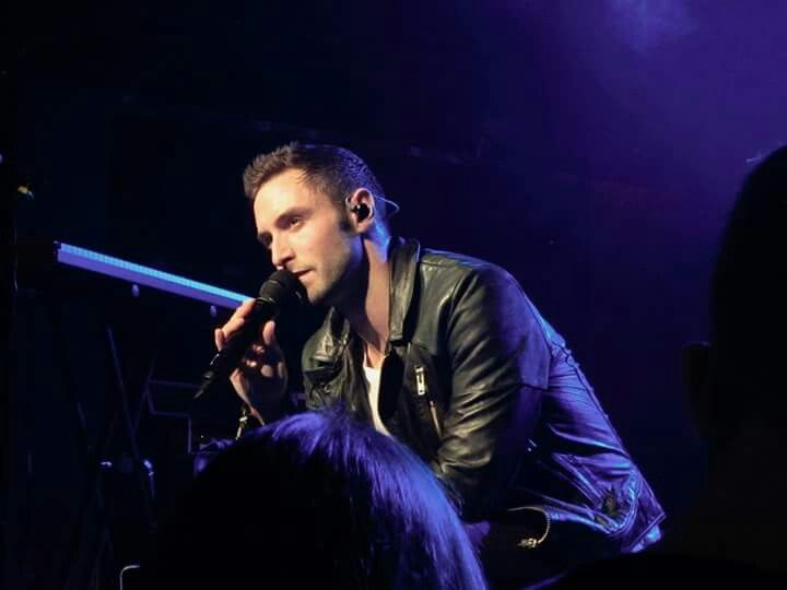 Måns Zelmerlöw in London