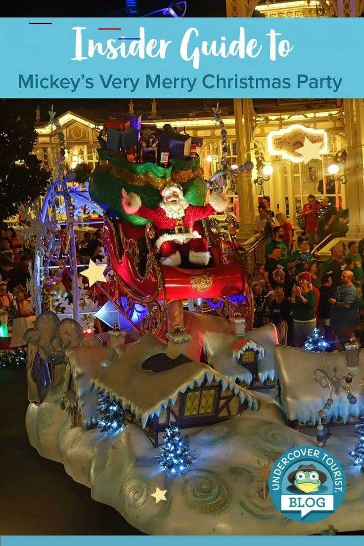 Our Guide To Mickey S Very Merry Christmas Party Christmaspartyoutfits Hopping Good News You Can Now Book Walt Disney World Resort Hotels For 2021 It S A In 2020