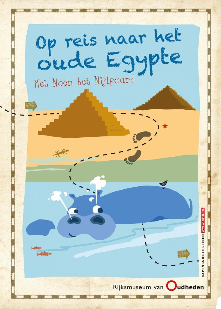 Rijksmuseum van Oudheden: Egypte-pakket in de klas