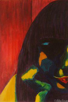 #bicycle oil painting, #sofia #tsimini