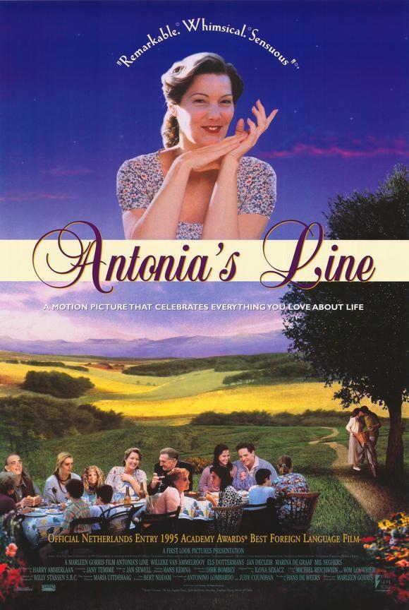 ANTONIA'S LINE (1995, Netherlands).