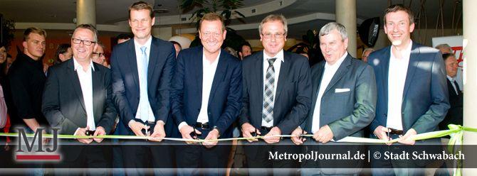 (SC) Axel Springer Auto Verlag weiht neue Räume ein - http://metropoljournal.de/metropol_nachrichten/landkreis-schwabach/axel-springer-auto-verlag-weiht-neue-raeume-ein/