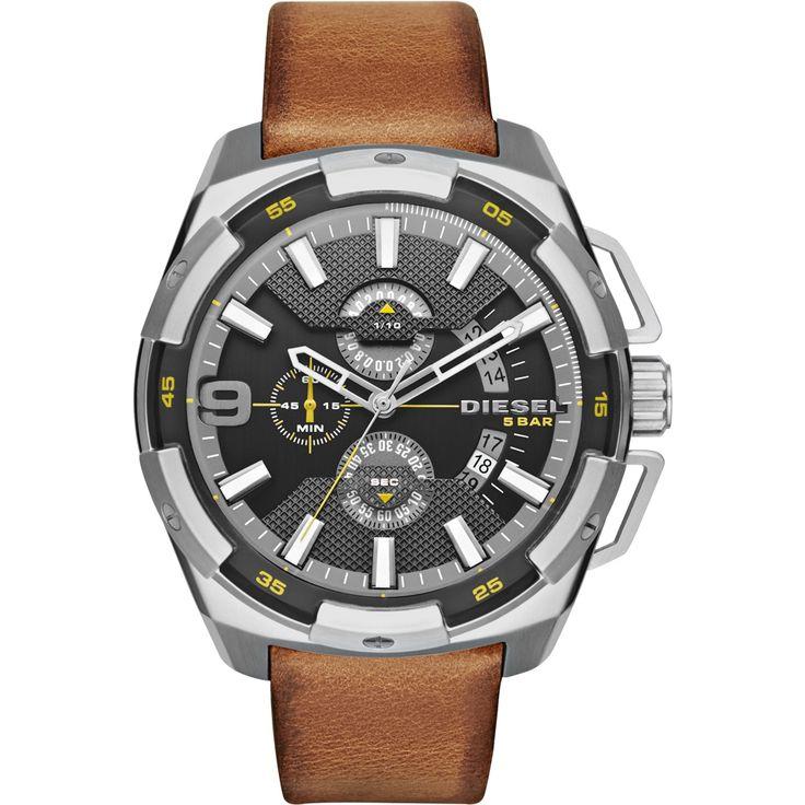 DIESEL Orologio Cronografo Heavyweight DZ4393