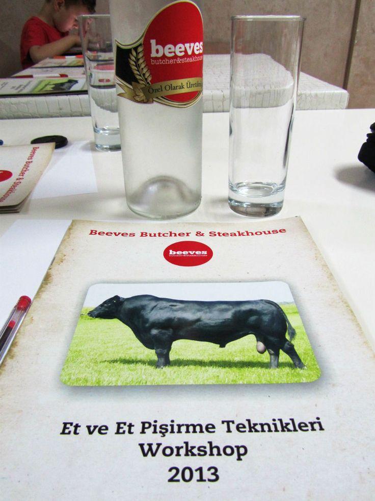 Et hakkında doğru bildiğimiz yanlışları ve hiç bilmediklerimizi Beeves Workshop'ında öğrendik.