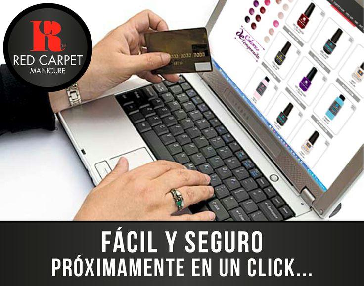 #RedCarpet #Manicure #México #uñas #nails #click #kit #esmalte