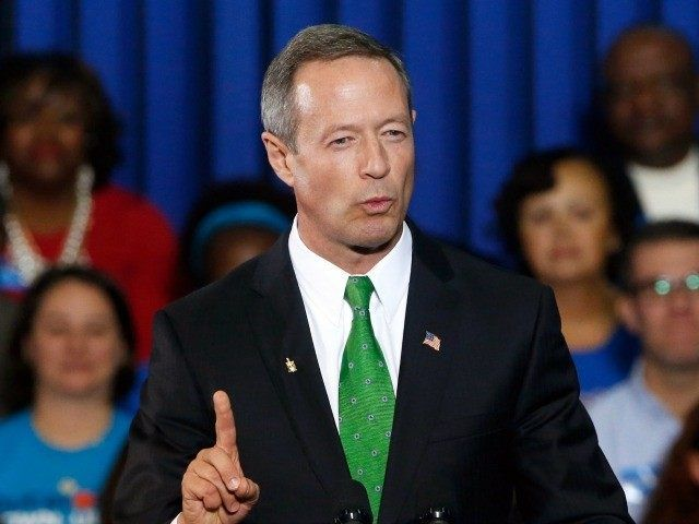 Martin O'Malley: 'Ban Sale Of Assault Weapons,' Launch 'National Gun Registry'   REUTERS/JONATHAN ERNST