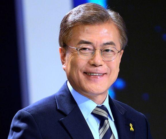 Moon Jae-in, president of South Korea