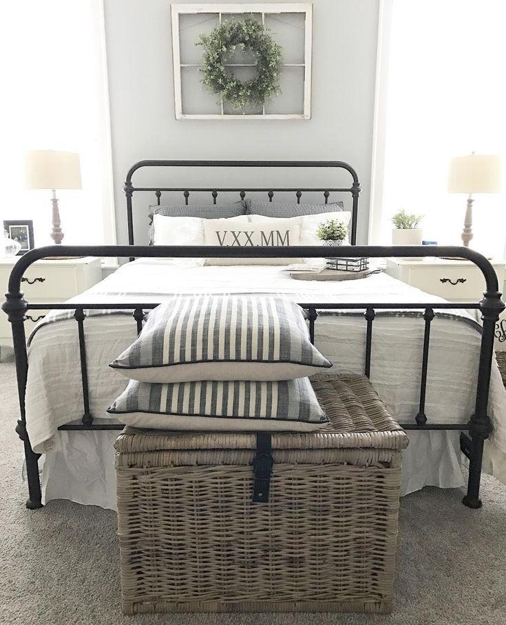 1305 best warm   cozy images on Pinterest . Farmhouse Bedrooms. Home Design Ideas