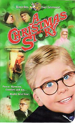 A Christmas Story (VHS, 1999, Clam Shell), Peter Billingsley Movie for USD3.90 #DVDs #Movies #VHS #Billingsley  Like the A Christmas Story (VHS, 1999, Clam Shell), Peter Billingsley Movie? Get it at USD3.90!