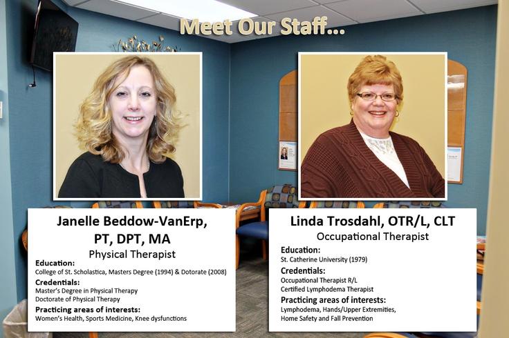 Meet Janelle V and Linda T. University of minnesota