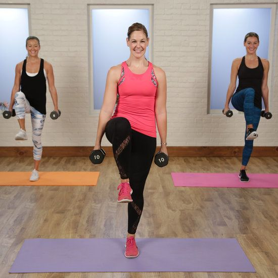 Full-Body Metabolism-Boosting Workout | 30-Minute Video