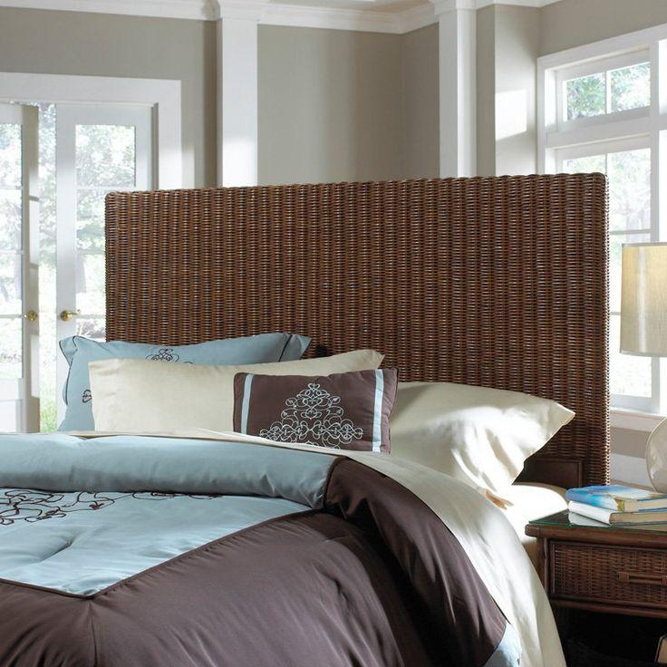 Hospitality Rattan Padre Island Woven Headboard - Indoor Wicker Furniture at Wicker Furniture