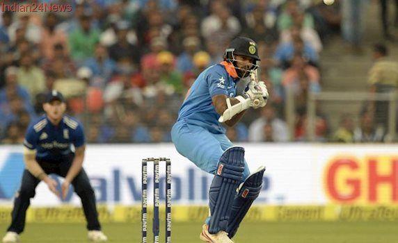 India vs England: Shikhar Dhawan in Hospital Ahead of Kolkata ODI