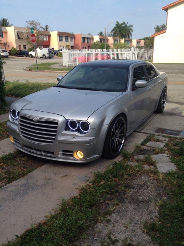 Chrysler: 300 Series SRT8 #series #chrysler