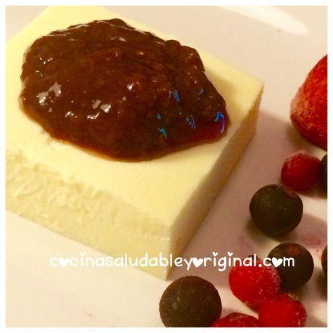 Cheesecake ultra light al microondas | Cocina