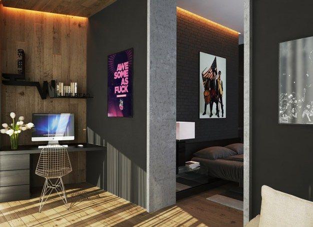 Apartment in Mirax park by Alexandra Fedorova 17