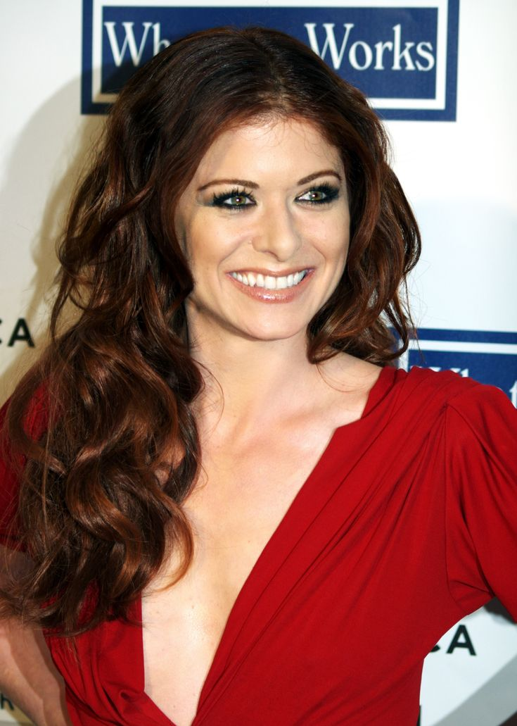 debrah messing | File:Debra Messing at the 2009 Tribeca Film Festival 3.jpg - Wikipedia ...