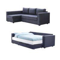 Canapé d'angle convertible Manstad – IKEA - Marie Claire Maison