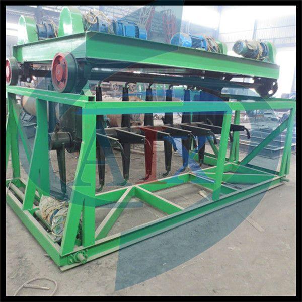 Popular abroad compost turner for sale. organic fertilizer compost turner