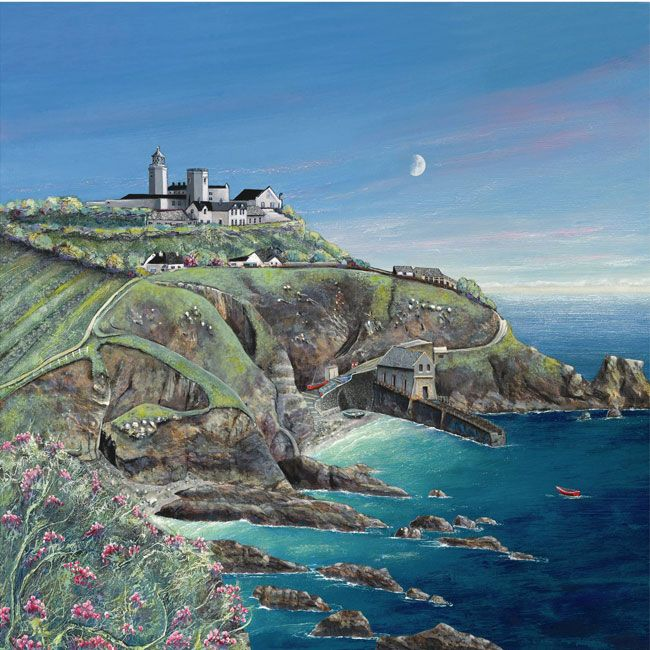 Lizard Point by Gilly Johns.