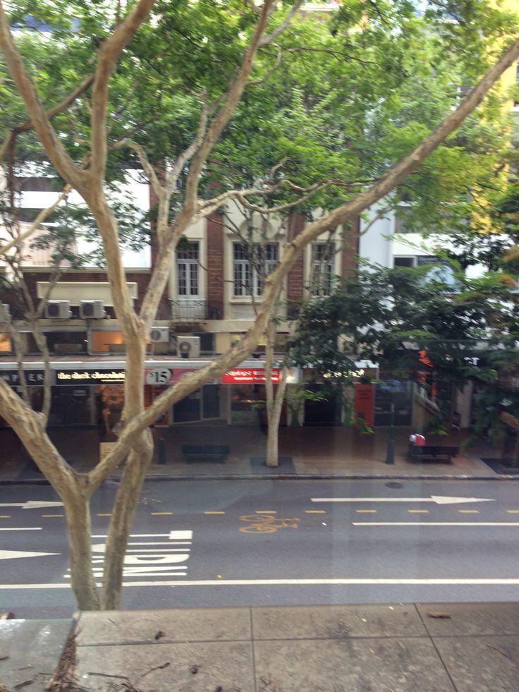Shopping in Brisbane