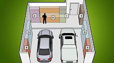 Как навести порядок в инструментах в сарае или гараже — 6 соток