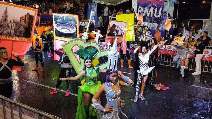 Asi se vivio el Salsodromo 2017 el cual dio inicio a la #FeriaDeCali2017...