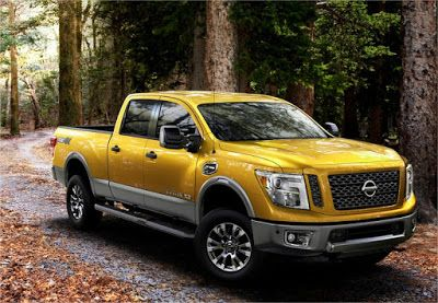 Something You Don't Know about 2016 Nissan Titan XD