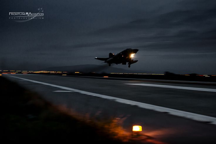 https://flic.kr/p/TqP95h   Twilight Touch and Go, RF-4E Phantom II, Hellenic Air Force   348MTA (TRS), 110CW, Larissa AFB, Thessaly, Greece