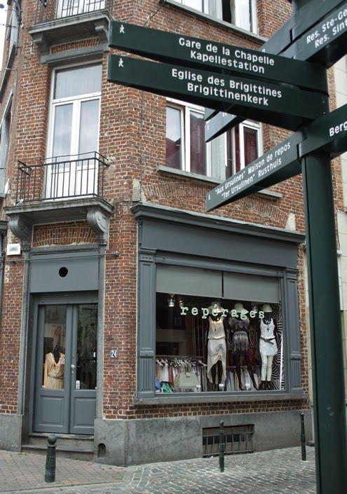 stedentrip Brussel by happyinred.blogspot.nl
